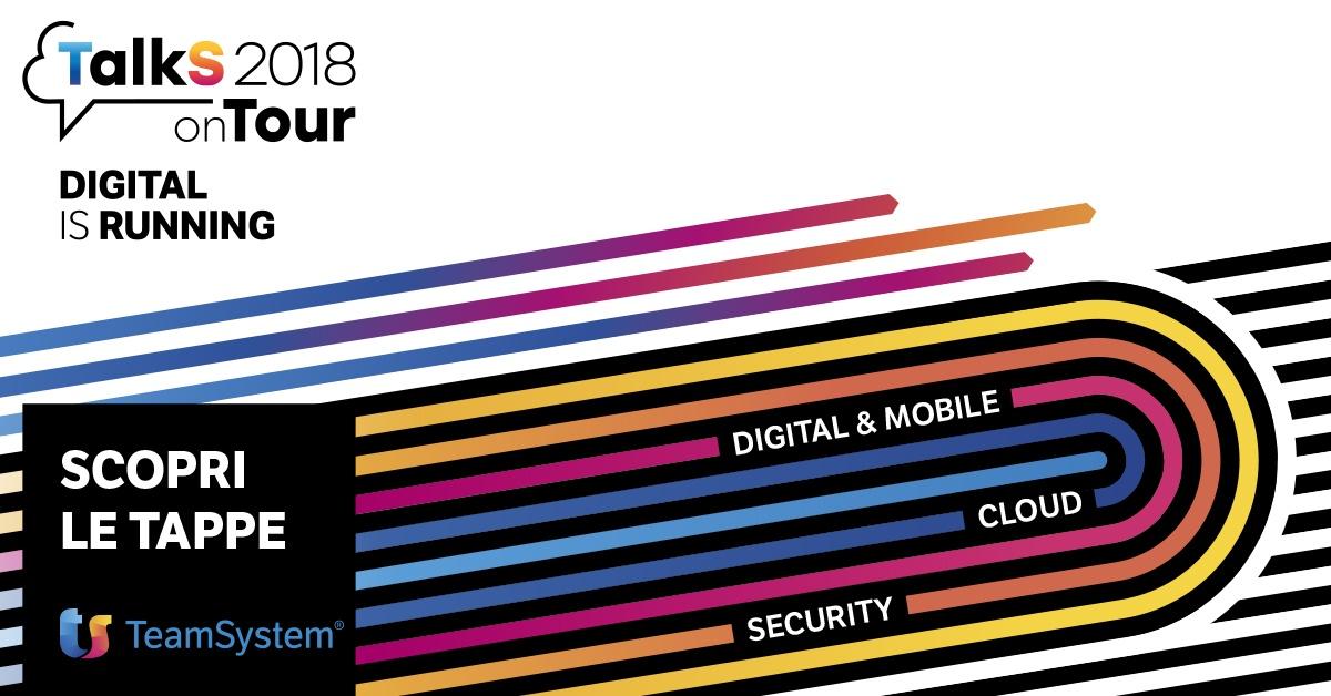 TalkS on Tour 2018 - Summer Edition