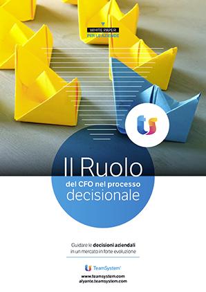 Il ruolo del CFO nel processo decisionale