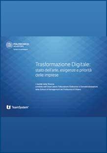 Trasformazione Digitale: stato dell'arte, esigenze e priorità delle imprese