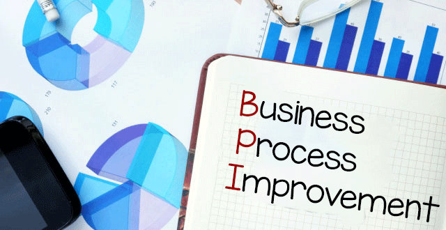 Lean production: business process improvement